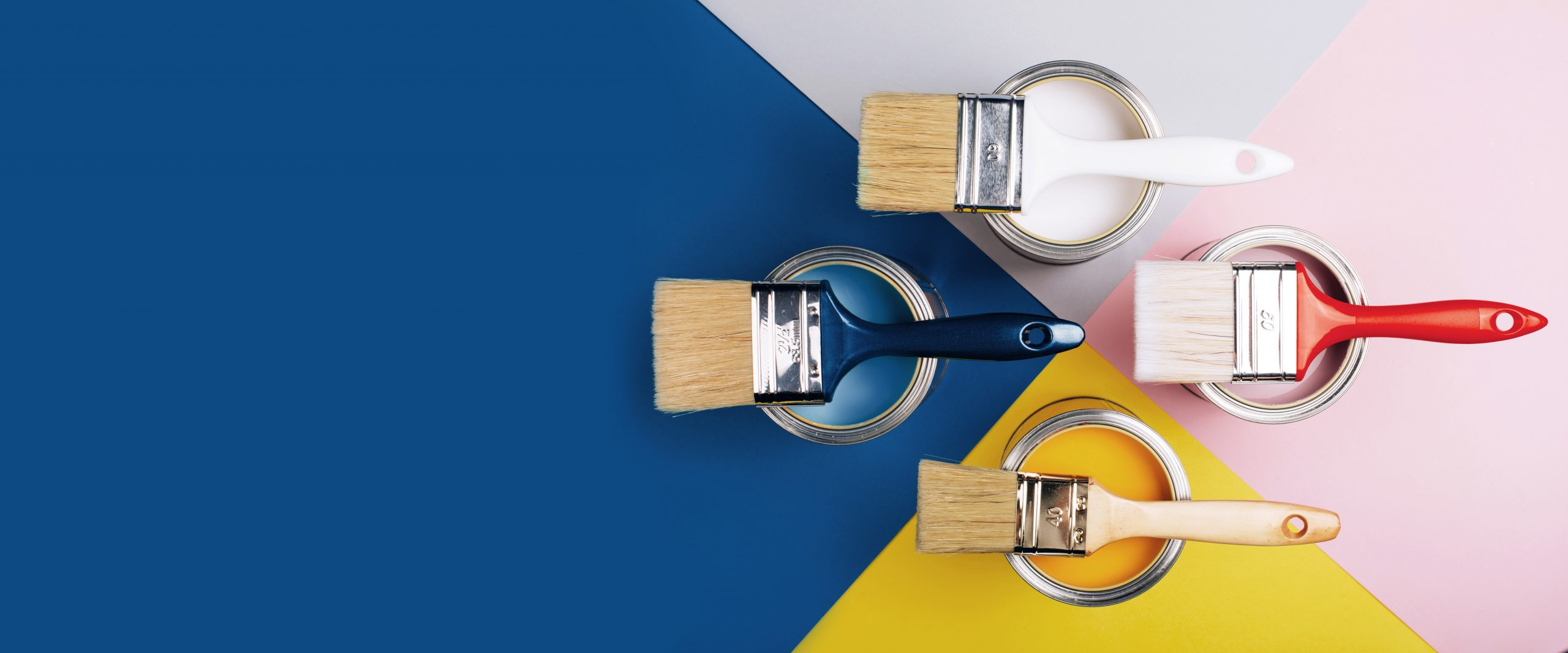 Three tips for picking the right paint colour